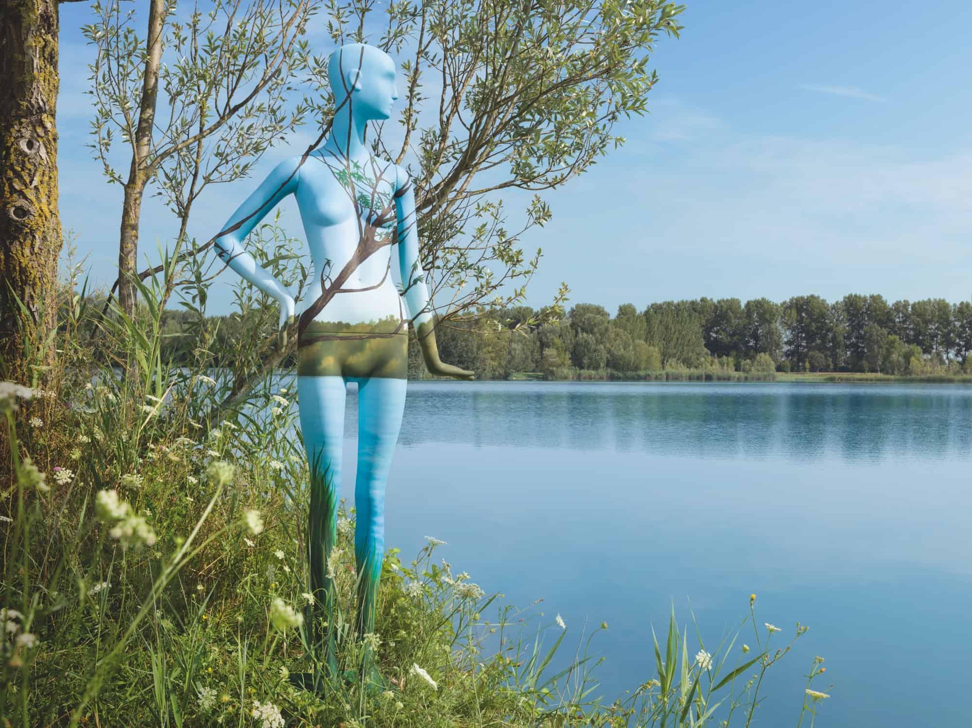 BNATURAL mannequins by Bonaveri to be revealed at Green Carpet Challenge 2016