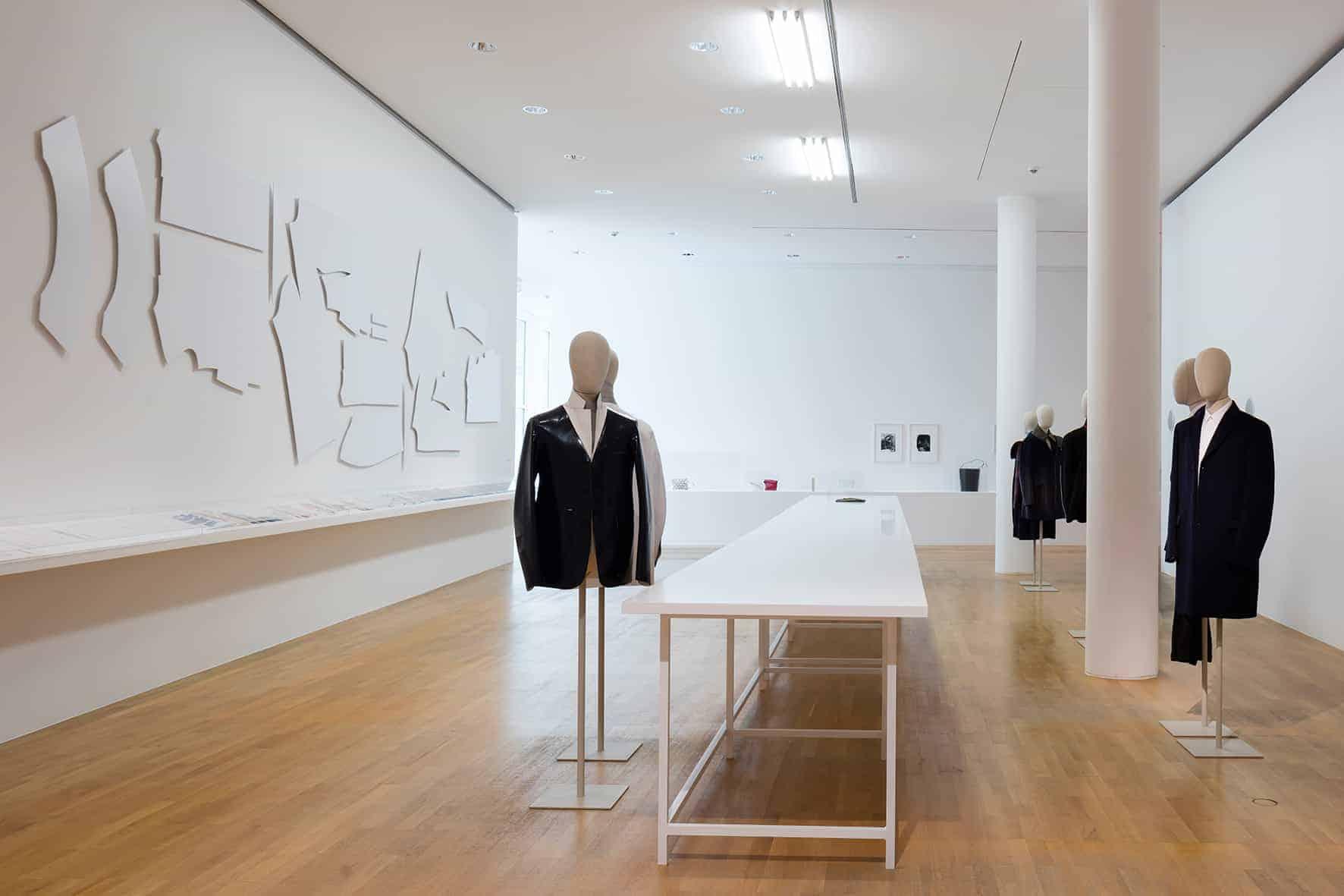 Jil Sander Exhibition - Present Tense