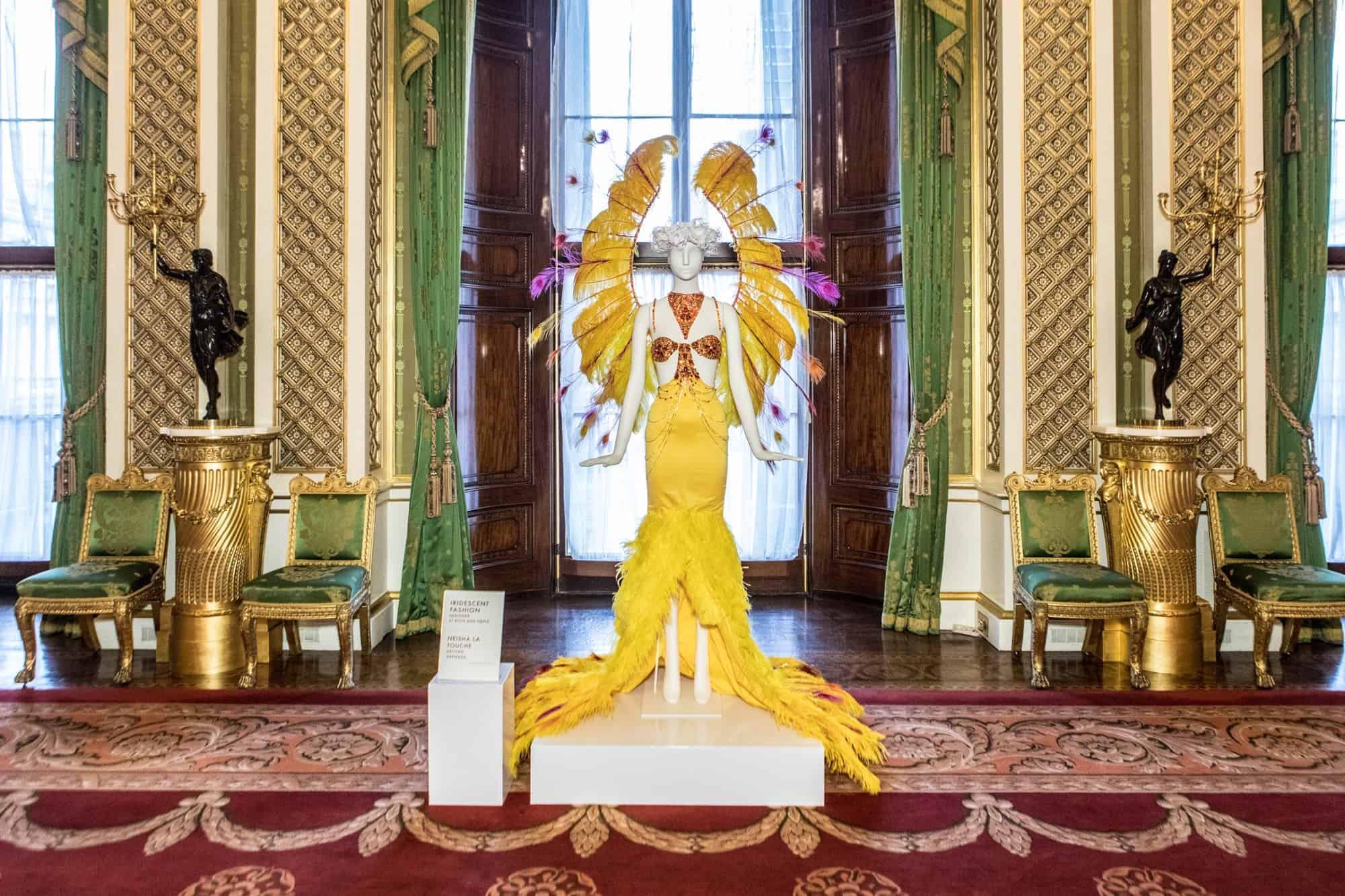 Commonwealth Fashion Exchange exhibition features Bonaveri's BNatural biodegradable mannequins