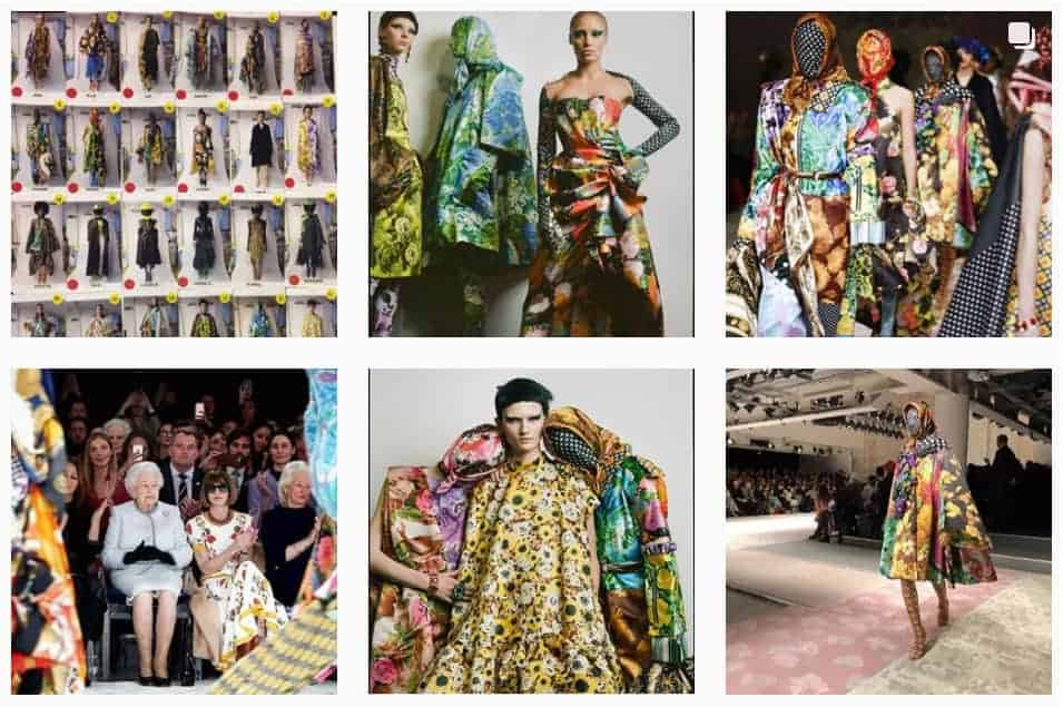 instagram fashion designers