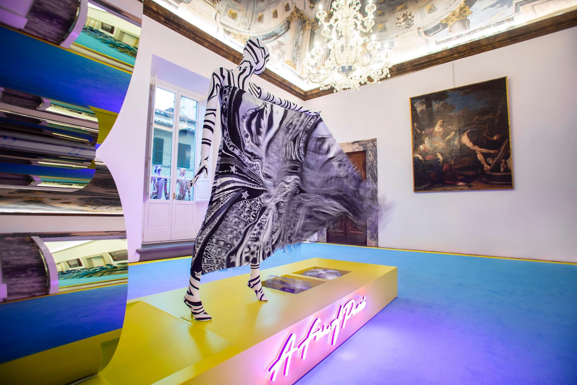 'Bonaveri - A fan of Pucci' - An exhibition of heritage and craft