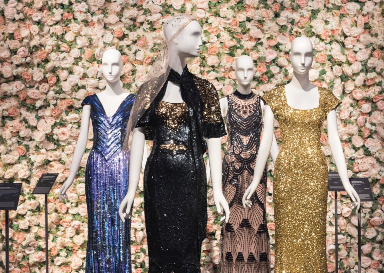 L'Wren Scott couture on Schläppi female mannequins
