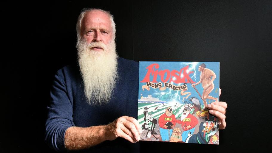 Intervju med Alf Henriksen fra Frosk