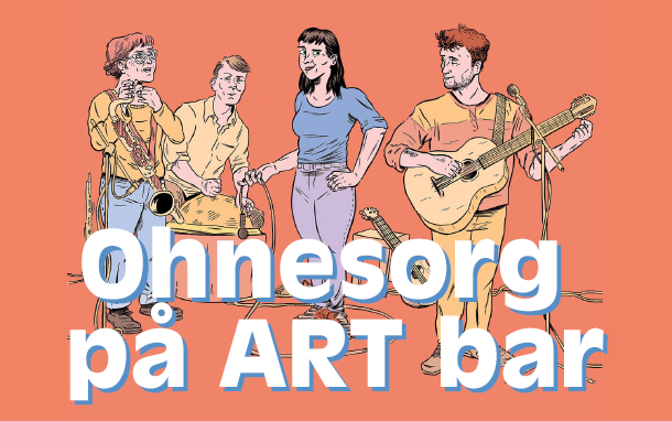 Ohnesorg på ART bar