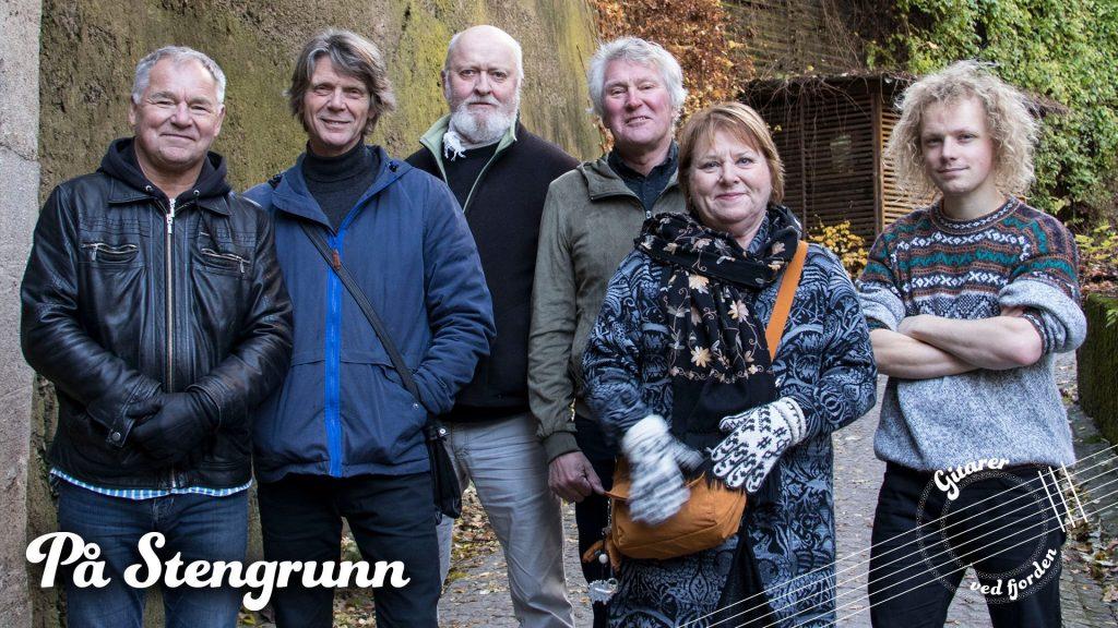 På stengrunn i Drøbak