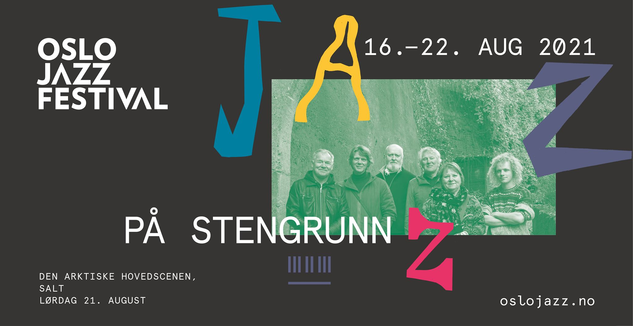 På Stengrunn på Oslo Jazzfestival