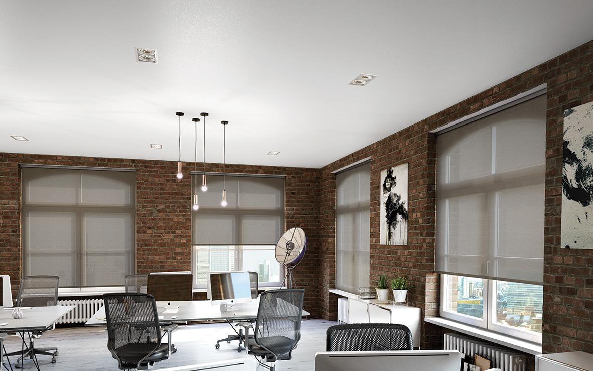 roller office blinds