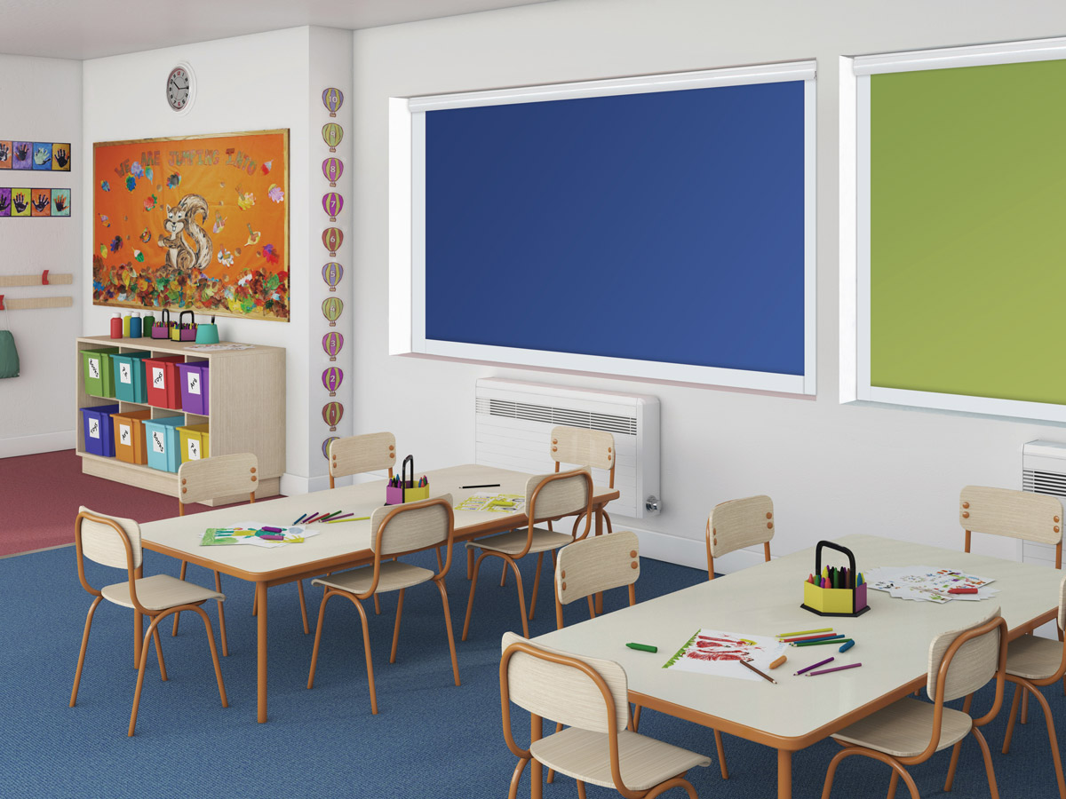 Commercial & School Blinds East Sussex
