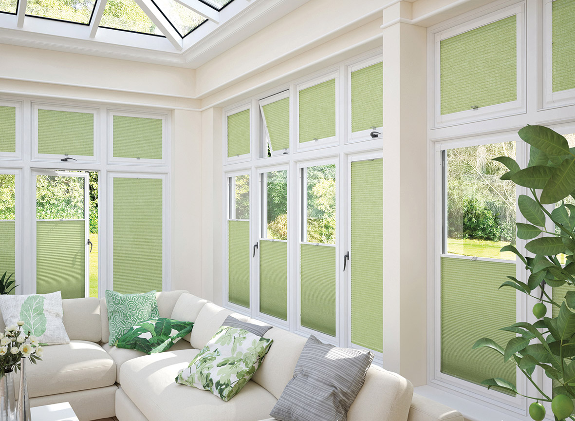 conservatory blinds east sussex