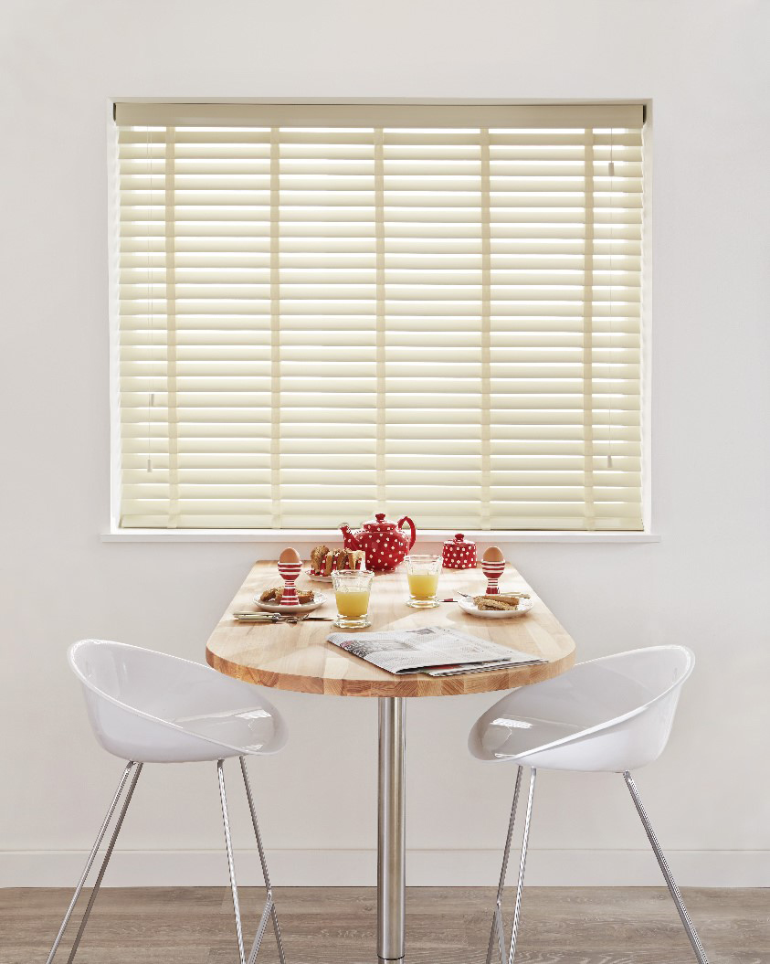 Wooden Venetian Blinds East Sussex