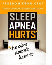 Sleep Apnea Hurts book by Dr. Dillard