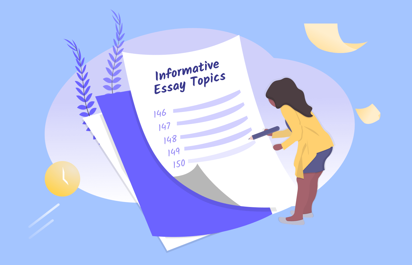 150 Informative Essay Topics and Writing Tips from EssayPro