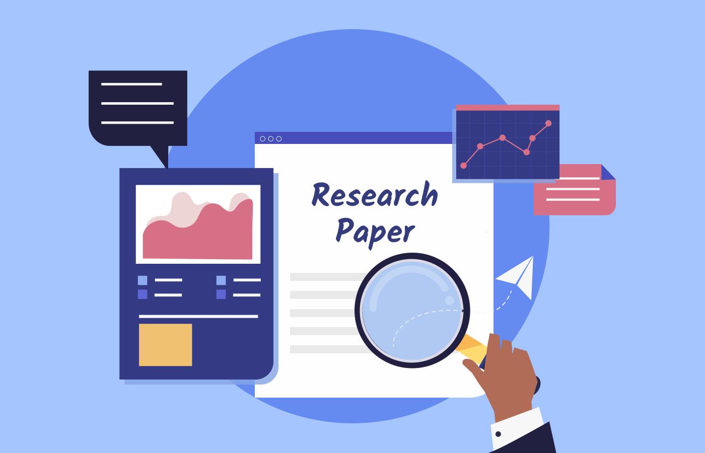 Write legitmate research paper