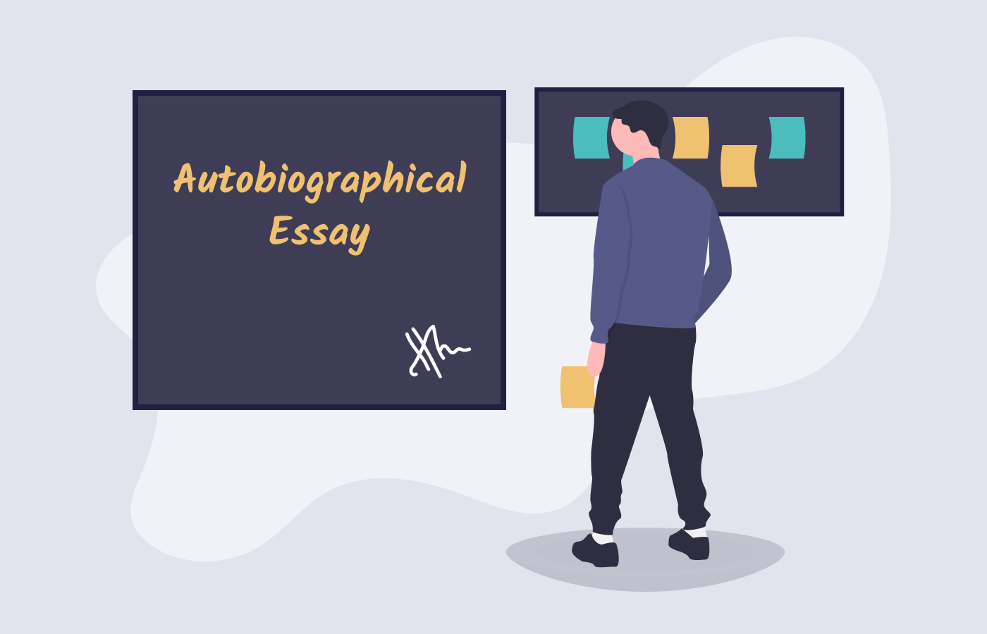 How To Write An Autobiography Student S Example Inside Essaypro