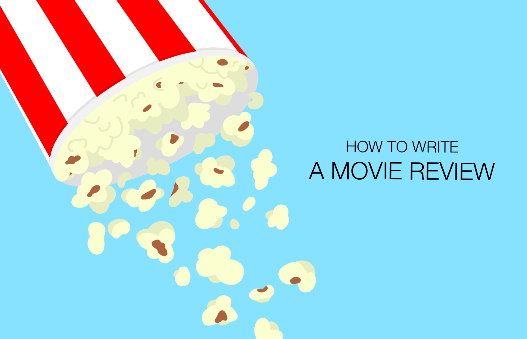 How To Write A Movie Review With Free Samples Essaypro