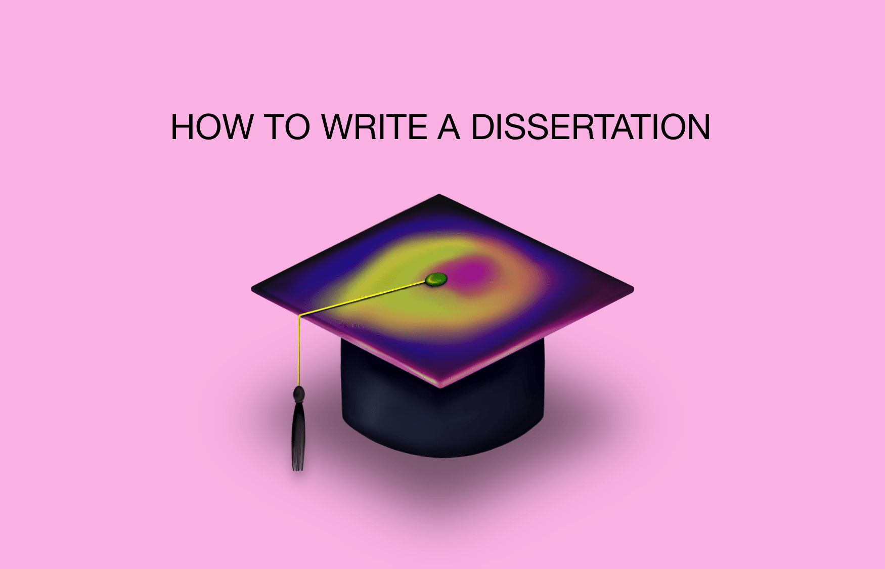 Buying a dissertation good