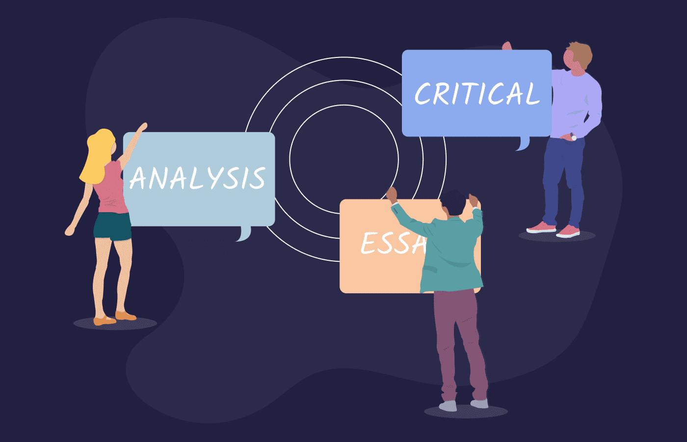 How To Write A Critical Analysis Essay - EssayUSA