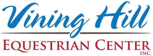Vining Hill Equestrian Center logo