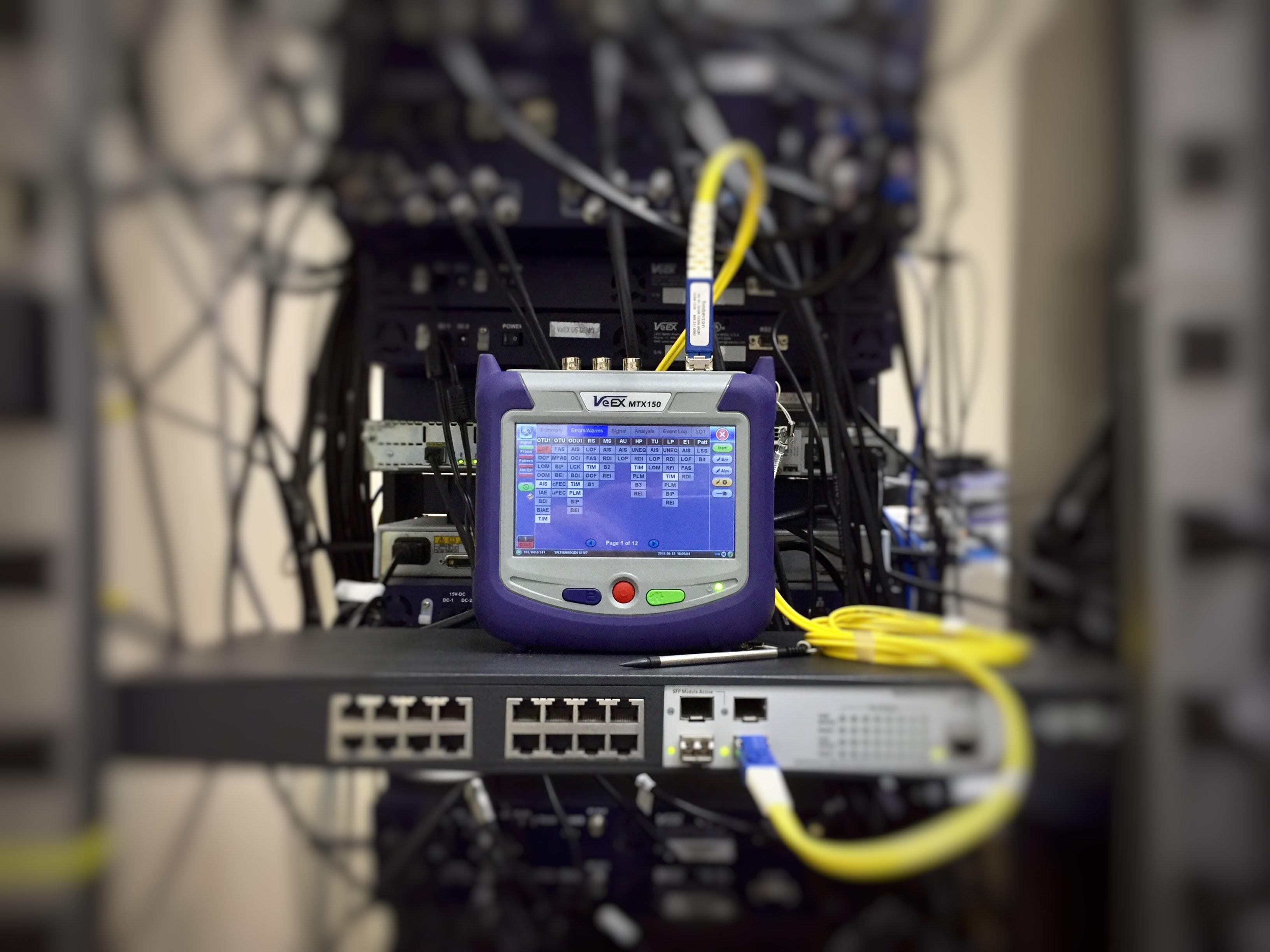 Fiber optic network | Photo by Ildefonso Polo on Unsplash