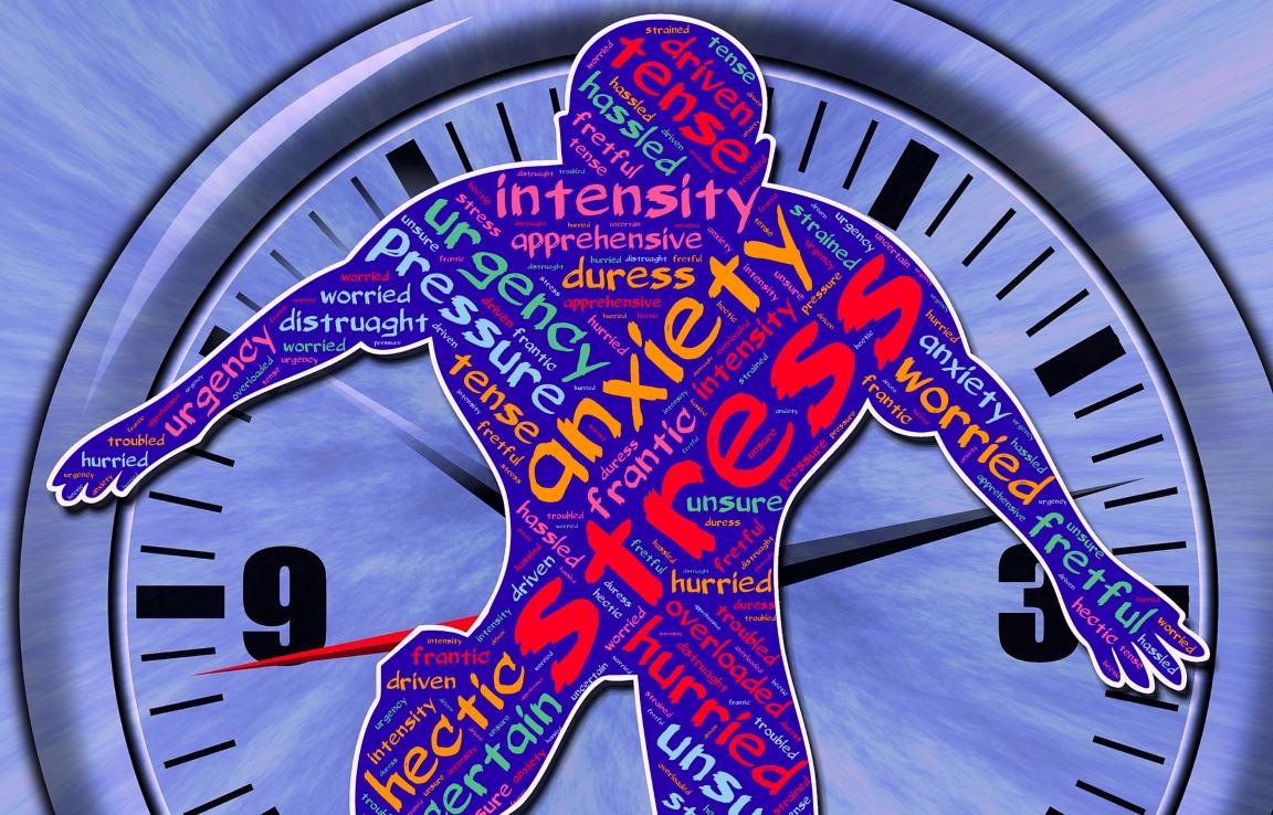 Stress   Image by John Hain from Pixabay