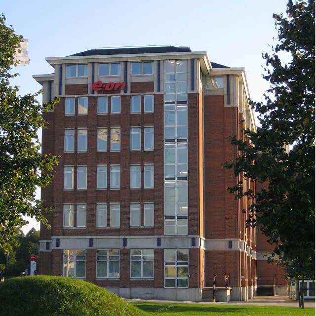 eon byggnad