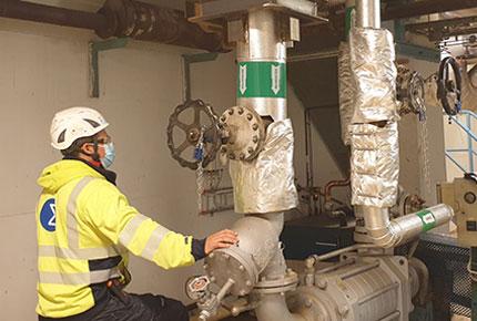 Säkerställa drift vid nödläge hos Perstorp Chemicals