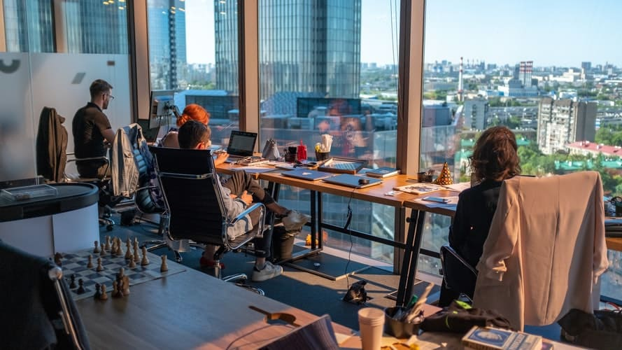 Why Office Space Is This Good For the Company