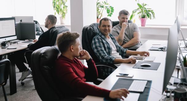 Custom Software Development with Develux