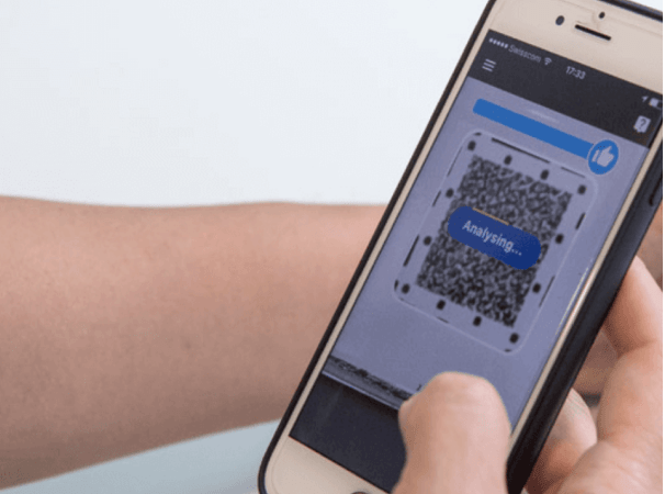 we turned an ordinary QR code into a tool of protection