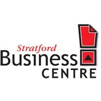 Stratford business centre Logo