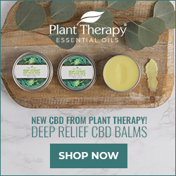 Now Available: NEW Deep Relief CBD Palms, Only at Plant Therapy