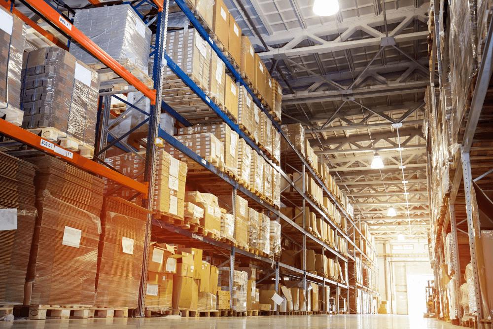 Warehouse for startups