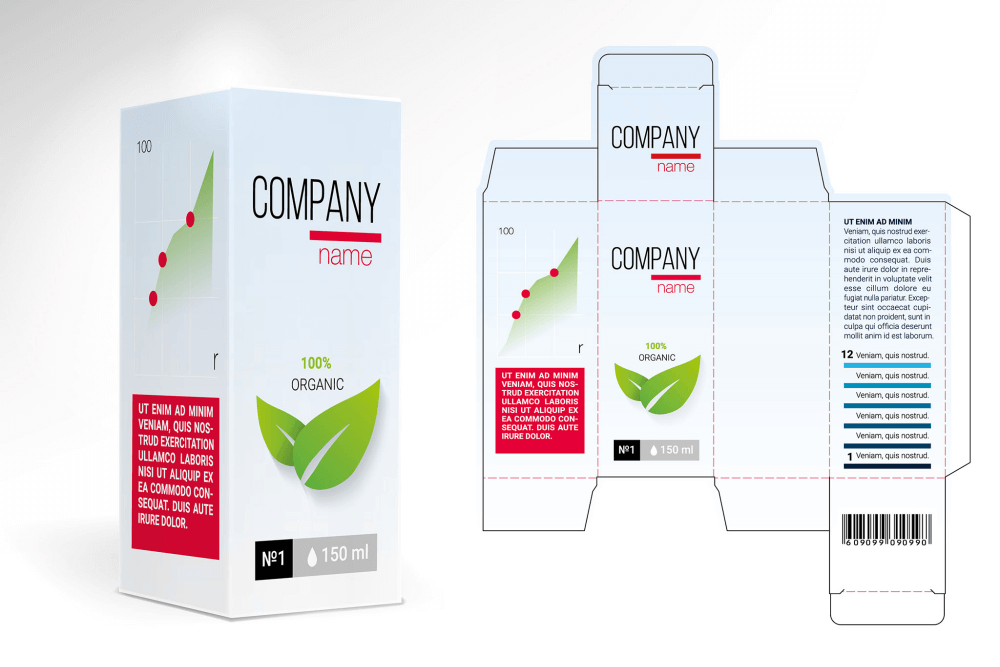 Startup Packaging Design