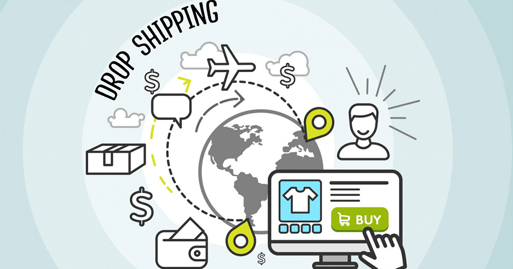 dropshipping graphics