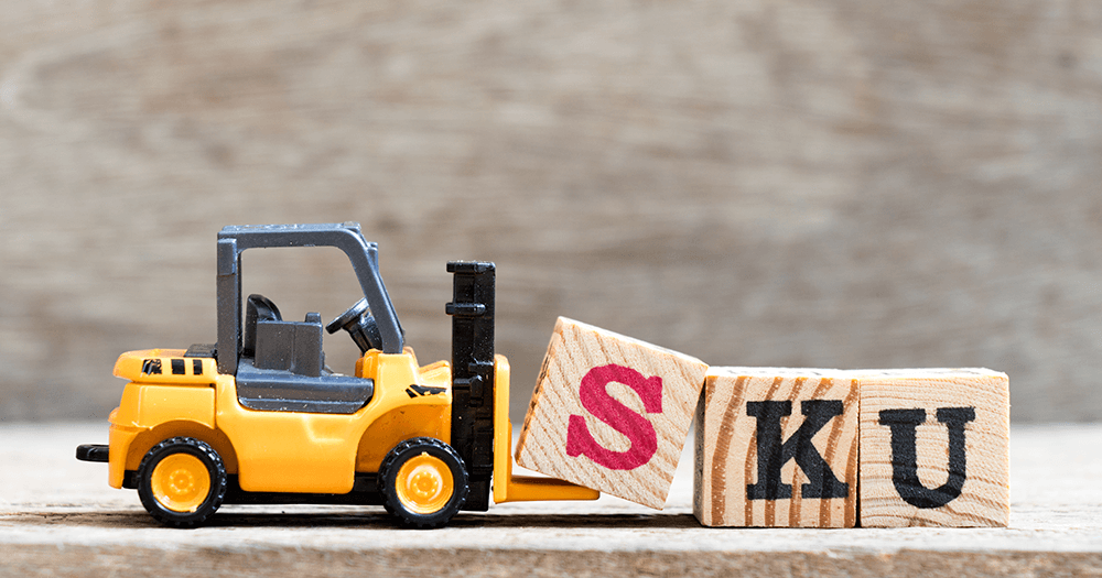What is a SKU?
