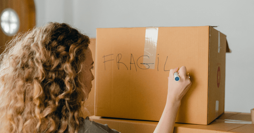 fragile items
