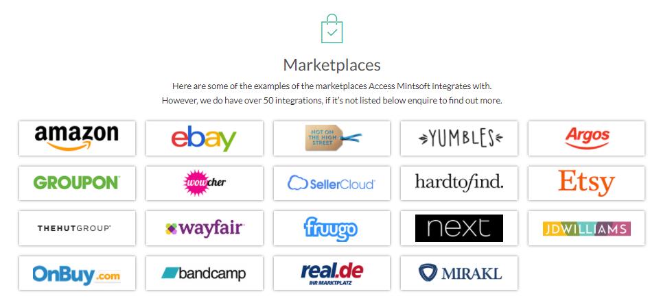 mintsoft marketplace integrations