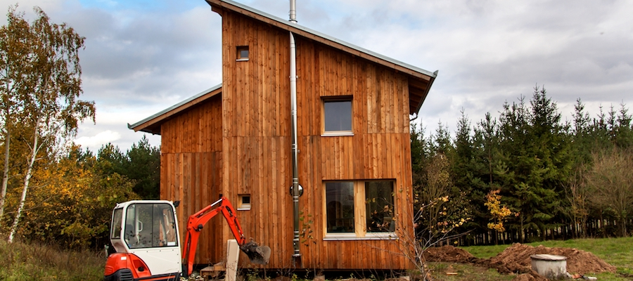 Bygga småhus