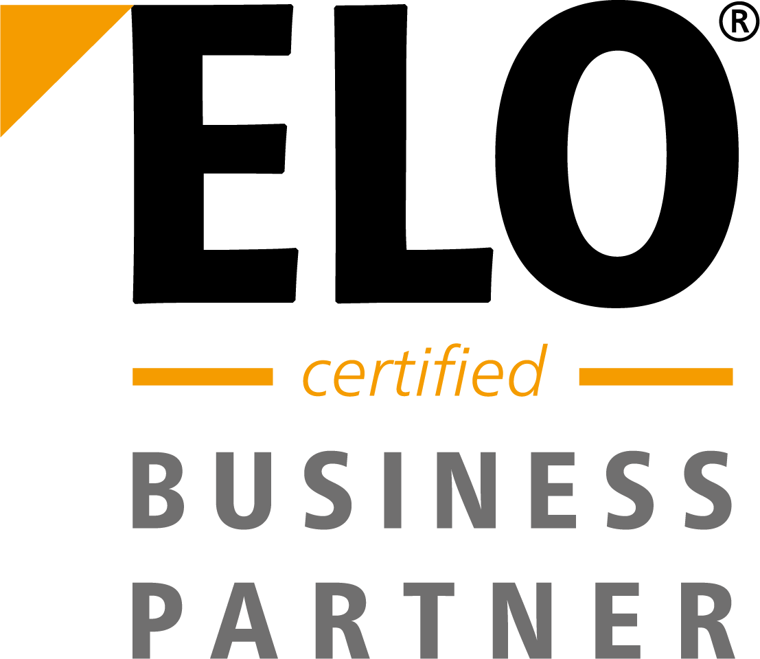 ELO certified Business Partner Logo