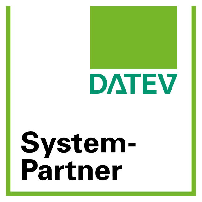 DATEV Systempartner Zertifikat