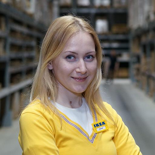 Лилия Шакирова менеджер по многообразию и инклюзивности ИКЕА в России