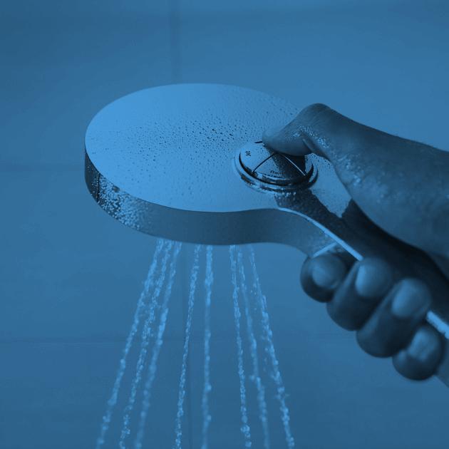 Úsporné sprchové hlavice