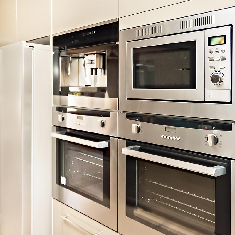 Appliance installation in Washington, DC