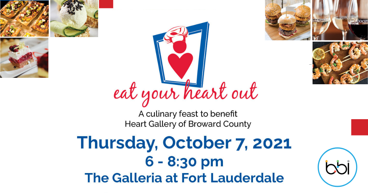 """BBI Sponsors """"Eat Your Heart Out"""" - an Event to Benefit Foster Children"""
