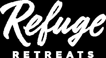refuge retreats logo