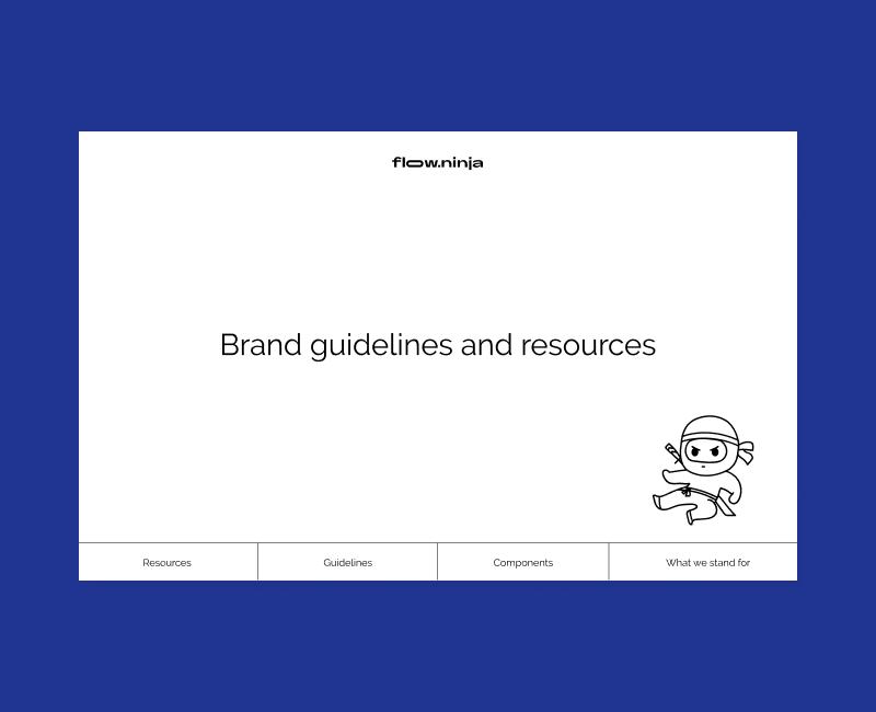 Webflow Brand Guidelines