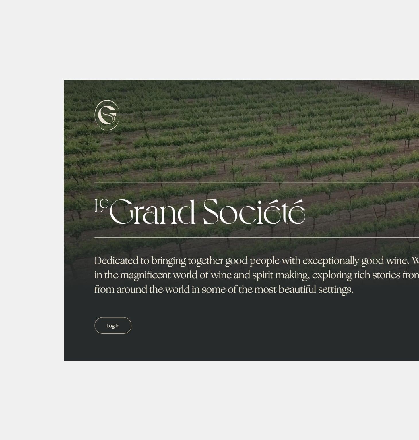 Le Grand Societe