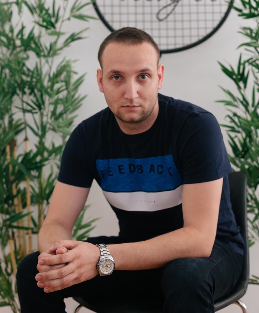Nemanja Vasilevski 🏎