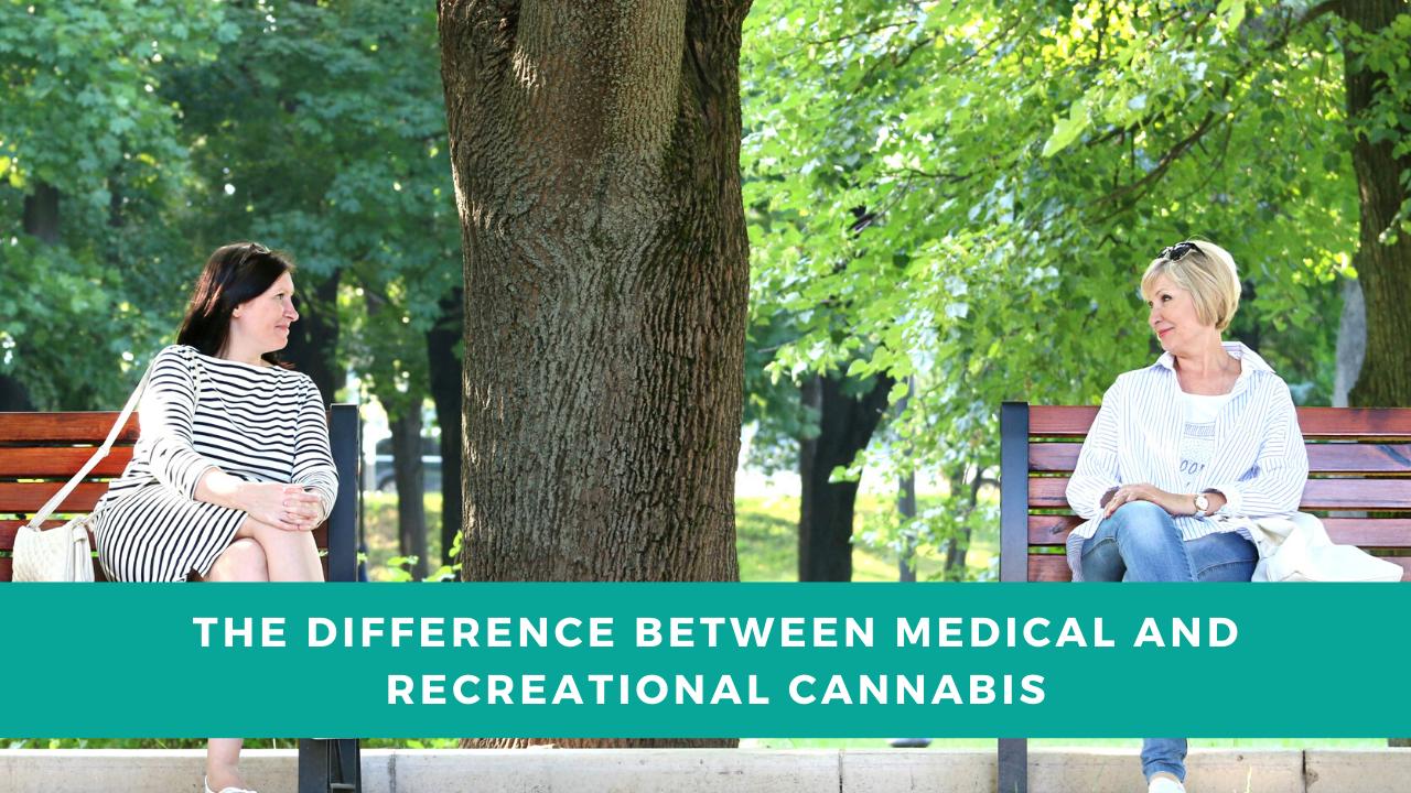 Medical vs. Recreational