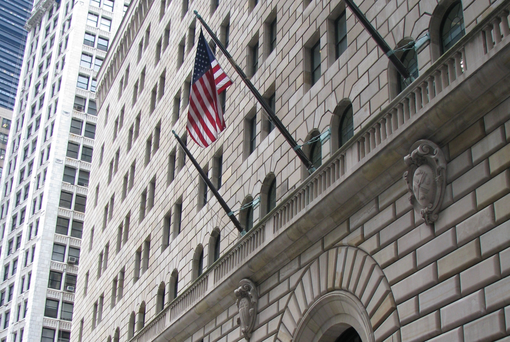 New York Federal Reserve Bank